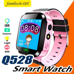 $enCountryForm.capitalKeyWord NZ - Q528 GPS Children Smart Watch Anti-Lost Flashlight Baby Smart Wristwatch SOS Call Location Device Tracker Kid Safe Watch Phone vs Q750 Q100