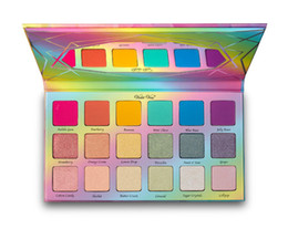 $enCountryForm.capitalKeyWord Australia - Kaja Beauty Eye Makeup 18 Color Sugar Crystals Pressed High Pigment Eyeshadow Palette 32.4g Violet Voss Cosmetics