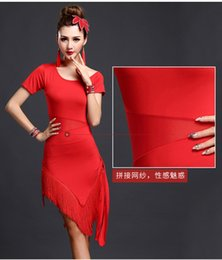 $enCountryForm.capitalKeyWord Australia - 2017 Sexy Cheap Latin Dance Dress Women Professional Latin Skirt Samba Dance Salsa Dresses Free shipping