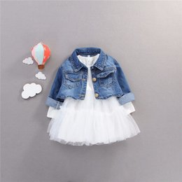 7bbb27dec492 2019 Real Time-limited Sale Patchwork Cotton England Style Full Girls  Dresses Spring Veil 0-3 Years Old Children Princess Dress clothes
