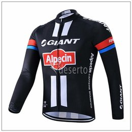 Giant lonG sleeve cyclinG jersey online shopping - Giant Pro Team Men S Cycling Jersey Long Sleeve Tour De France Bike Shirt Spring autumn Bicycle Clothing Ropa Ciclismo Invierno D0807
