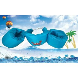 $enCountryForm.capitalKeyWord Australia - Children Swimming Chest Arm Ring Inflatable Pool Floats Summer Swimming Party Ring Fun Water Floating Island Buoy Toys Pontoon