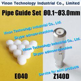 Wholesale Ø0.1-Ø1.8 Z140D Guide+Rubber Seals Set for Charmilles HD10,HD20 drill machine 200001062,200001056,200001072,200001011,200001012,200001047