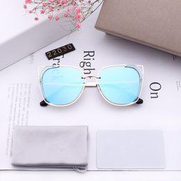 big Square Frame Sunglasses Men Women Brand Designer Reflective Lens Sun Glasses Male Female Eyewear Driving Oculos Delicious In Taste Women's Sunglasses el Malus