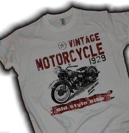 $enCountryForm.capitalKeyWord Australia - 2019 Hot Sale Fashion Biker Vintage T Shirt Flathead Old School Biker Oldtimer Chopper Tee Shirt