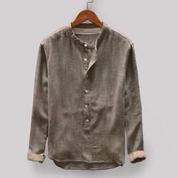 Wholesale causal shirts online – Designer Fashion Casual Shirt Men Long Sleeve Slim Fit Men s Casual Button Down Shirt Causal Dress Shirts Men Clothes Camisa