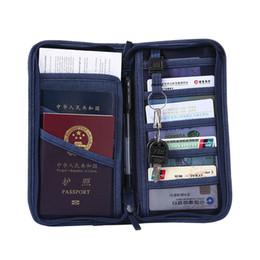 $enCountryForm.capitalKeyWord Australia - Travel Passport Credit Card ID Card Holder Wallet Purse Unisex Documents Case Organizer Bag Outdoor Travel Card Holders