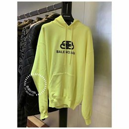 Long needLes online shopping - Fall BLCG Men s and Women s Same Sanitary Clothes Needle shaped Hoodies Loose Cotton Soft Comfortable Couple Shirts ZDL