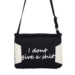 $enCountryForm.capitalKeyWord NZ - Cheap Fashion Women Fashion Letter Print Handbag Shoulder Messenger Bag Large Tote Ladies Purse Package Pocket Drop Shipping Wholesale #Y