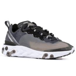 $enCountryForm.capitalKeyWord NZ - Undercpver X Upcoming React Element 87 Men Running Shoes Light Bone Signal Blue Solar Red Trainer Women Sports Designer Sneakers 5.5-11