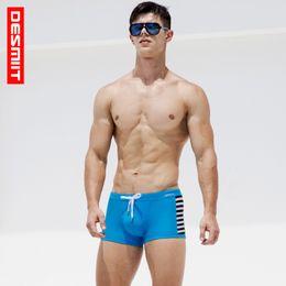 $enCountryForm.capitalKeyWord NZ - Push Up Mens Swim Trunks Desmiit Swimwear Sexy Penis Pad Swimming Shorts Gay Boxer Briefs Swimsuit Men Bathing Suit Beach Wear
