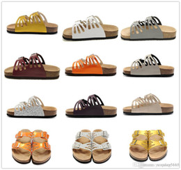 Beach Shoes 47 Australia - Arizona hot summer men s sandals flat shoes cork slippers single sex casual shoes, various colors, Beach shoes34-47