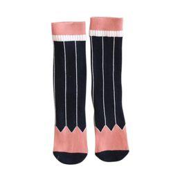 $enCountryForm.capitalKeyWord UK - Infant Toddler Soft Pencil Pattern Cotton Knee Socks Kids Baby Girl Boy Child Tube Socks