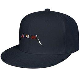 $enCountryForm.capitalKeyWord UK - American heavy metal band Metallica logo Snapback Baseball Cap Plain 100% Cotton Caps Fit Adult Mens Womens Hats