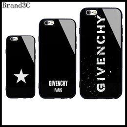 Designer iPhone Samsung caso aplicável para iPhoneXR XSMAX XS 7/8 mais 7/8 6/6 SP S10 S10 + S9 Caso de Telefone de Luxo com Letras de Marca 7 Estilos em Promoção