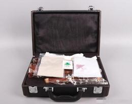 $enCountryForm.capitalKeyWord Australia - New Professional CLARINET Rosewood Wood Body Nickel Plated Key Bb Key 17 key #8 clarinet