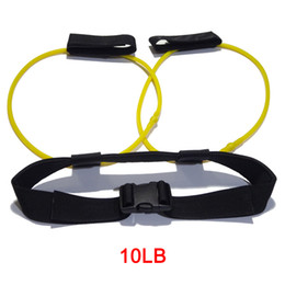 pedal tone UK - Women Booty Butt Band Workout Fitness Resistance Belt Tone Firm Gym Exercise Workout FG66