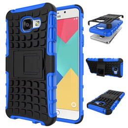 cases samsung galaxy a3 Australia - For Samsung Galaxy A3 2015 Case Colorful Rugged Combo Hybrid Holster Cover Case For Samsung Galaxy A3 2015