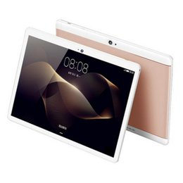 Wholesale Tablet PC Inch MTK6582 Quad Core G phone Android5 Tablet GB Ram GB Rom IPS Screen wifi Bluetooth