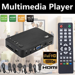 $enCountryForm.capitalKeyWord Australia - Wholesale Autoplay Full HD 1080P Multimedia Player Support HDMI AV VGA MP3 MP4 Player MKV Mini HDD Media Advertising Player Video Play Box