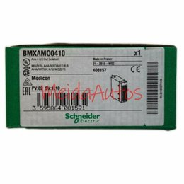 plc modules UK - New in box Schneider BMXAMO0410 PLC module BMXAMO0410 One year warranty