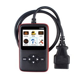 Discount heavy duty reader - LOONFUNG LF200 2 in 1 Code Reader V500 OBD OBDII Diagnostic Tool CR-HD Heavy Duty Truck EOBD HDOBD For Car and Truck