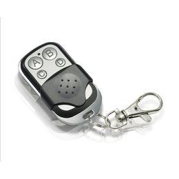 Cloning garage door remotes online shopping - Portable mhz Garage Door Remote Control Presentation Universal Car Gate Cloning Rolling Code Remote Duplicator Opener Key Fob