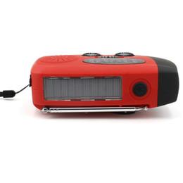 $enCountryForm.capitalKeyWord UK - Multifunctional Hand Crank Radio Dynamo Solar Powered AM FM NOAA Weather Radio Emergency LED and Power Bank Use