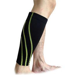$enCountryForm.capitalKeyWord Australia - 1x Men Outdoor Sport Calf Brace Support Protector Running Leg Sleeve Compression Leg