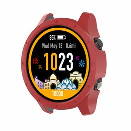 $enCountryForm.capitalKeyWord Australia - Silicone Protection Case Cover For Garmin forerunner 945 Smart Watch Replacement PC Film Frame Shell Case Protector 19May24