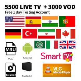 hd satellite iptv Australia - 1 Year IPTV subscription 5500 channels HD Arabic Europe USA Germany Canada Italy Russia Africa France India Latin America IPTV smart M3U VOD
