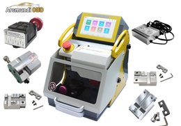 $enCountryForm.capitalKeyWord Australia - DHL Original Multi-Language Automatic key Cutting Machine SEC E9 lock tools key copy machine better than A7+ machine for make car keys