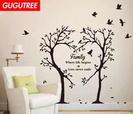 $enCountryForm.capitalKeyWord Australia - Decorate Home football trees bird art wall sticker decoration Decals mural painting Removable Decor Wallpaper G-1773