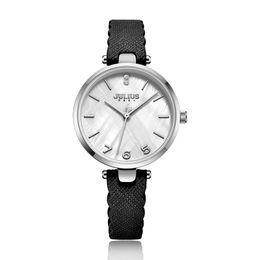 Korean Small Watch Australia - 2019 Creative women's watches Small watch band pattern Korean simple fashion conchiglie Comfortable quartz waterproof meter Atmosphere