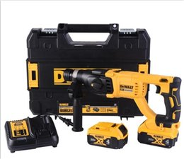 $enCountryForm.capitalKeyWord Australia - Dewalt DCH133 lithium-ion 3 in 1 power tool multifunction 100% Genuine electric pick hammer drill 100% positive feedback