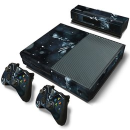 Sticker for xbox one online shopping - Fanstore Skin Sticker Vinyl Decal Decorative Wrap for Xbox One Console and Remote Controller Popular Design