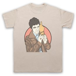 funny adult cartoons NZ - BRITPOP CARTOON NOEL GALLAGHER UNOFFICIAL T-SHIRT ADULTS & KIDS SIZES NME AWARD Funny free shipping Unisex Casual Tshirt top