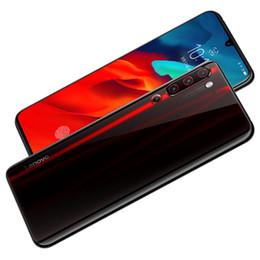 """Venta al por mayor de Teléfono celular original de Lenovo Z6 Pro 4G LTE 6 GB de RAM 128 GB ROM Snapdragon 855 Octa Core teléfono de pantalla completa FHD 48MP de huellas dactilares de identificación móvil 6.39"""""""