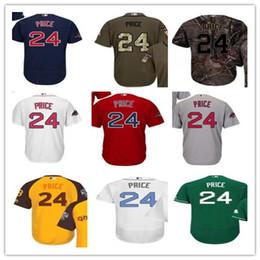1a60d5a037b custom Boston Men Women Youth Red Sox 24 David Price Program Replica Celtic Flexbase  Authentic Baseball Jerseys