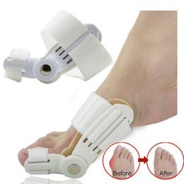 Hallux Valgus Orthotics Big Toe Corrector Foot Pain Relief Feet Care Bone Bunion Corrector Night and Day Used Splint Pedicure on Sale