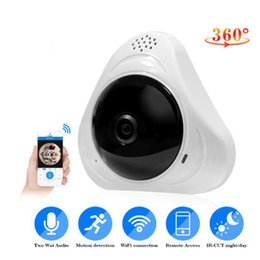 $enCountryForm.capitalKeyWord Australia - Hot 360 degree Wireless IP Cameras Night Vision Wifi Camera IP Network Camera CCTV Home Security Camera Baby Monitor 1920*960P 2CUHS0613