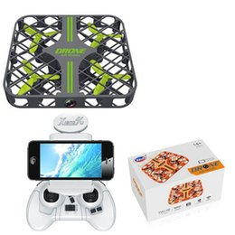 Discount rolls camera - Mini Grid Quadcopter with Camera 3D Rolling Headless Mode Drone