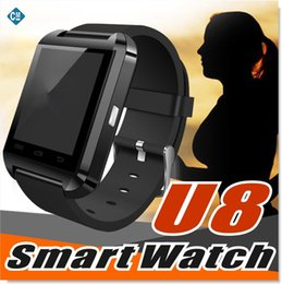 Smart Android Watch S8 Australia - U8 Smart Watch 30X Wrist Watches with Altimeter and motor for iPhone 7 6 6S Plus Samsung S8 Pluls S7 edge Android Apple Cell Phone
