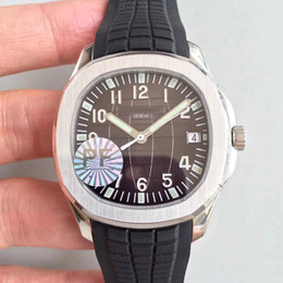 Wholesale Items Sold Australia - stainless steel case rubber strap gray dial best quality men watch automatic hot selling item classic model in stock with good price
