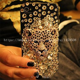 $enCountryForm.capitalKeyWord NZ - For Samsung Galaxy J2 J3 J4 J5 J6 J7 J8 2015 2016 2017 2018 Prime 2 Plus Duo Max Handmade Leopard Rhinestone Case Diamond Cover
