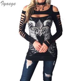 $enCountryForm.capitalKeyWord Australia - Women Oversized T Shirt Vintage Tshirt Graphic Vogue Plus Size T-shirts Print Tops Tee Chest Hole Wings Punk T-shirt Tshirt Sexy Y19042101
