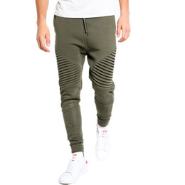 $enCountryForm.capitalKeyWord Australia - New Brand Men Pants Hip Hop Harem Joggers Pants 2018 Male Trousers Mens Joggers Fold Sweatpants Mens Jumpsuit Male Rompers