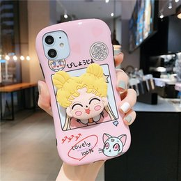 beautiful girl case Canada - Mytoto Pictures of Beautiful Girls For iPhone 11 Pro Max XR XS Max XS 7 8 plus 6 6S Plus Small pretty waist Bracket soft shell