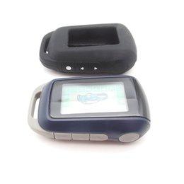 $enCountryForm.capitalKeyWord Australia - 2-way A94 LCD Remote Control Key Fob Chain  Keychain Russian version Two Way Car Burglar Alarm System Twage Starline A94