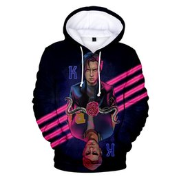 $enCountryForm.capitalKeyWord Australia - 2019S Spring New Designer Hoodies Riverdale 3D Printed Sweatshirts Hooded Casual Teenager Boy Clothing Hommes Hoodie